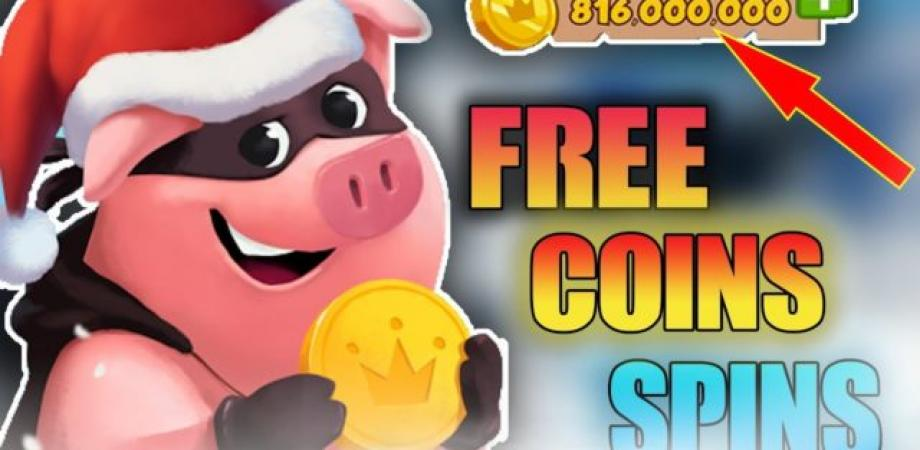 Coin master free coins and spins link